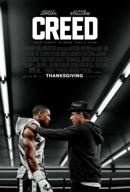 'Creed. La leyenda de Rocky', carteles