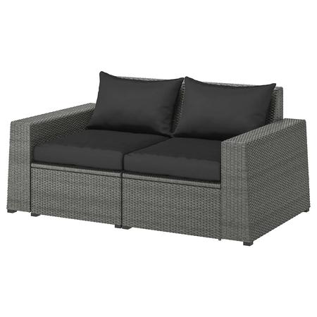 Sofá de exterior de Ikea