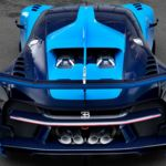 ¿Quieres alegrarte el día? Escucha cómo ruge el Bugatti Vision Gran Turismo