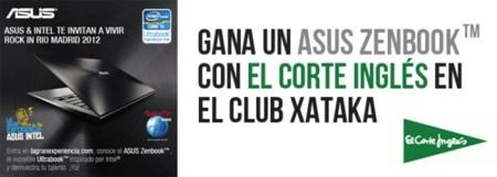 Un ASUS Zenbook te espera con el Club Xataka y El Corte Inglés