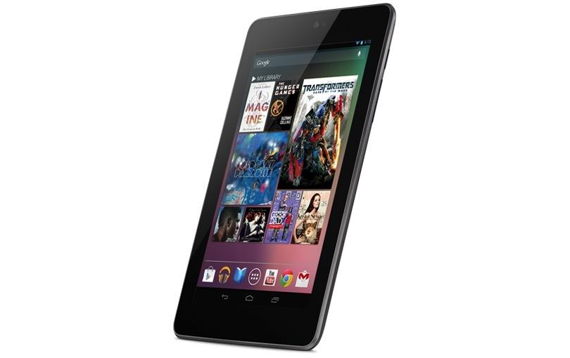 Foto de Nexus 7, tablet de Google (3/4)