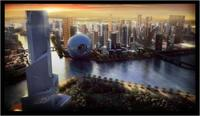 Waterfront City: la Nueva York de Dubai