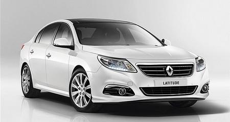 El rediseño del Renault Latitude se deja ver