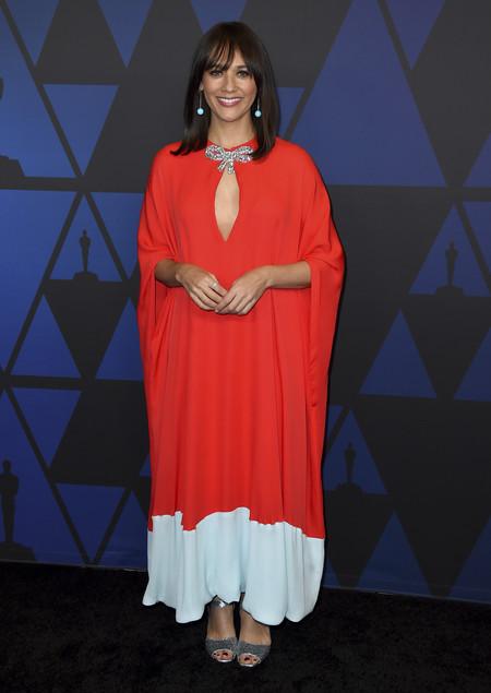 Rashida Jones premios gobernador