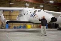 Turismo espacial: se presentó la VSS Enterprise