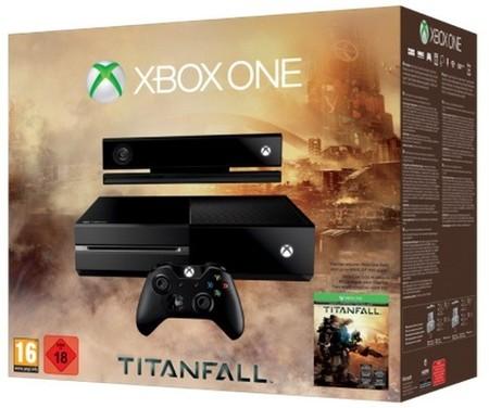 Titanfall domina las listas de ventas inglesas e impulsa las ventas de Xbox One