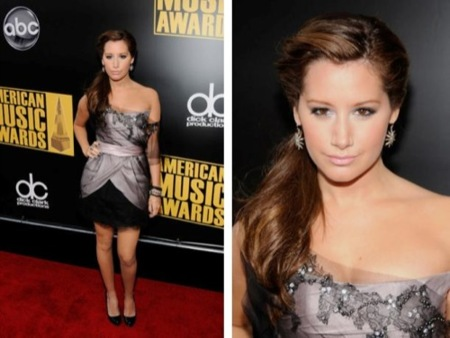 Ashley Tisdale American Music Awards 2008