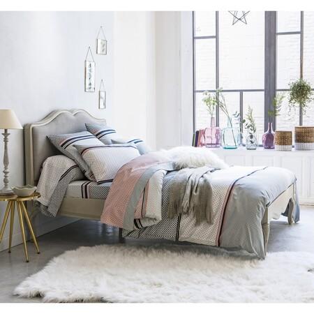 19 fundas nórdicas y almohadas de rebajas en El Corte Inglés y La Redoute para renovar el dormitorio con hasta el 50% de descuento