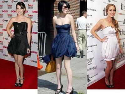 Lo que se lleva: vestidos globo