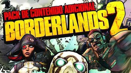 Anunciado pack en formato físico de 'Borderlands 2' con sus primeras expansiones