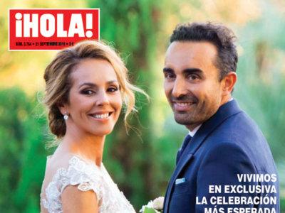 De las bodas de Rociito y Dulceida al divorcio de René Ramos y Vania Millán