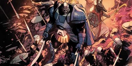 X Of Swords apocalypse
