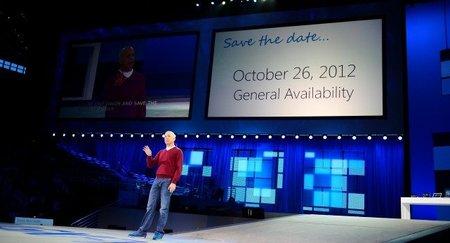 El próximo 26 de octubre Windows 8 saldrá a la venta