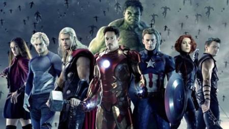 'Vengadores: La Era de Ultrón', la película