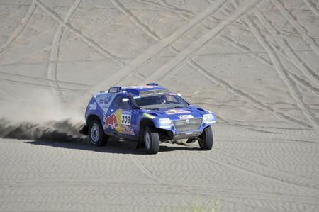 Sainz Dakar 2010