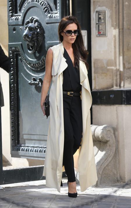 Victoria Beckham look calle