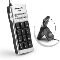 Soyntec Inpput N200, teclado y teléfono VoiP todo en uno para el portátil