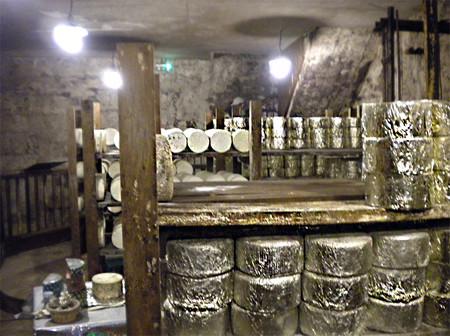 Visita Roquefort 5