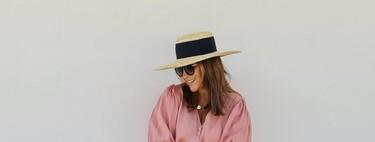 Paula Echevarría luce dos vestidos midi de Mango y Lefties perfectos para no perder estilo este verano