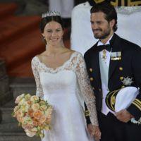 Carlos Felipe de Suecia y Sofia Hellqvist ya se nos han casado
