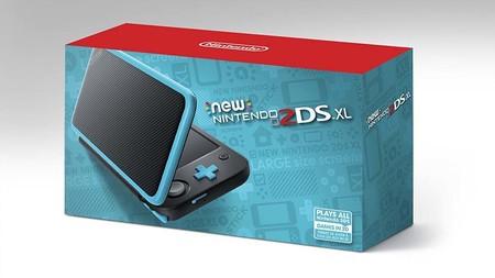 New Nintendo 2DS XL llega a México, esto es todo lo que necesitas saber