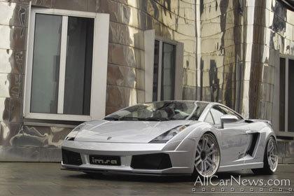 IMSA Lamborghini Gallardo GTV