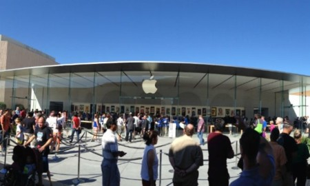 Imagen de la semana: la nueva Apple Store de Stanford ya está abierta