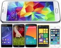 Así queda la gama alta de smartphones: comparativa