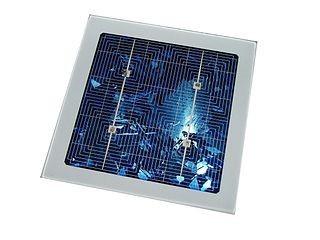 Silevo panel solar