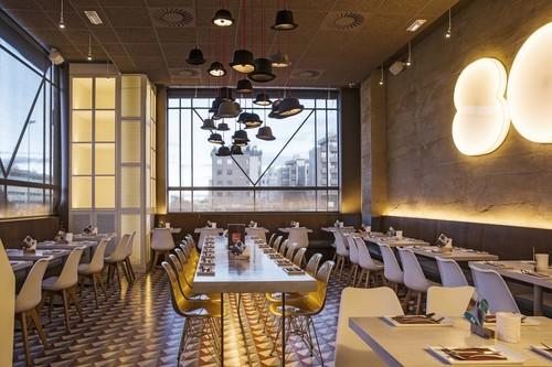 Madrid in Love da un giro a 80 grados (el restaurante)