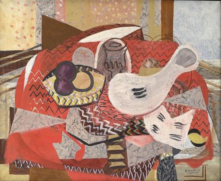 Georges Braque expone en el Guggenheim Bilbao a partir del 13 de junio