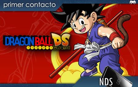 'Dragon Ball: Origins', primer contacto