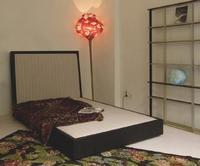 Diwan, un dormitorio minimalista