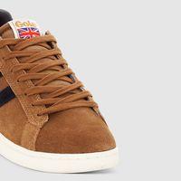 Arreglado pero informal: 3 zapatillas de piel rebajadas en las Mid Season Sales de La Redoute