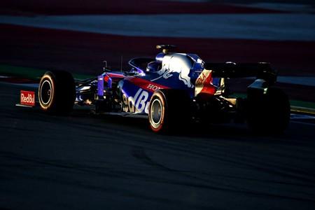 Toro Rosso Montmelo 2019