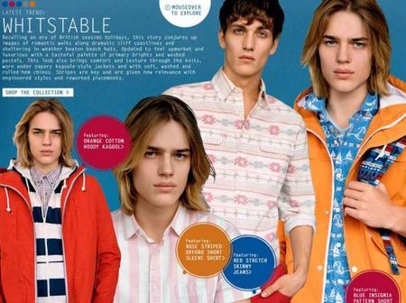Topman presenta las últimas de sus tendencias: moda ecléctica, moda en Whitstable