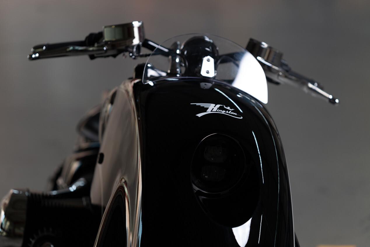 Foto de BMW R 18 Spirit of Passion (10/16)