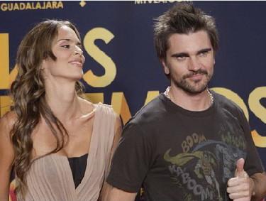 Juanes, otro que va a ser padre