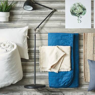 Estos textiles de Ikea son naturales y sostenibles para que renovar los textiles sea un acto sostenible
