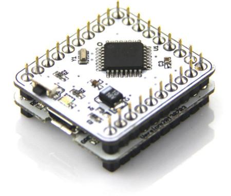Microduino propone pequeñas placas modulares basadas en Arduino