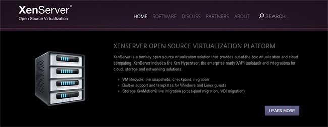 Citrix apuesta por el software libre con la plataforma abierta XenServer