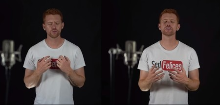 El manifiesto youtuber de J.Pelirrojo: ¿rap de comunión o canción de misa?