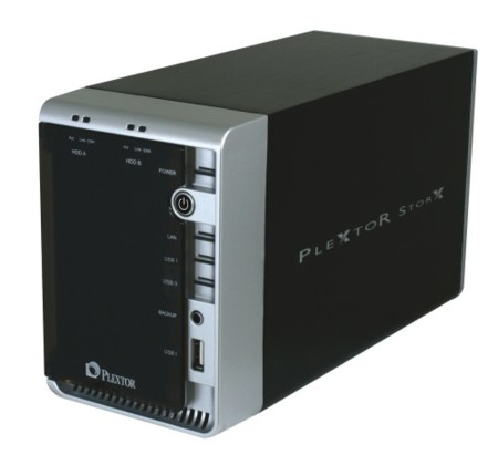 Plextor StorX, NAS doméstico de hasta 2 TB