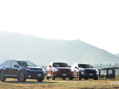 Comparativa: Honda CR-V vs. KIA Sportage vs. Mazda CX-5 (II)