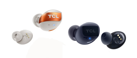TCL SOCL500TWS y TCL ACTV500TWS: dos nuevos auriculares True Wireless con resistencia al agua y hasta 33 horas de batería