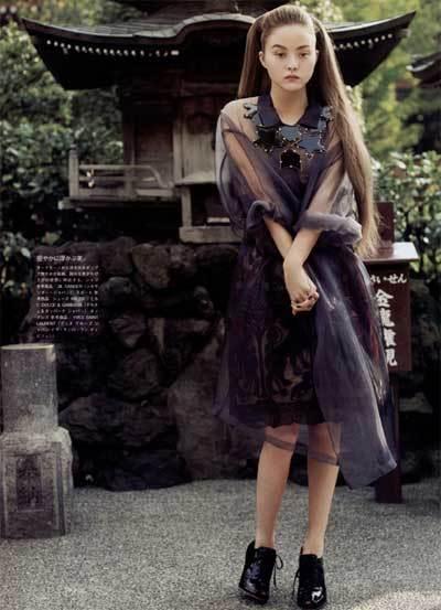 Foto de Devon Aoki en Vogue Japan (9/9)