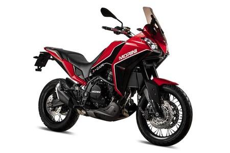 Moto Morini X Cape 650