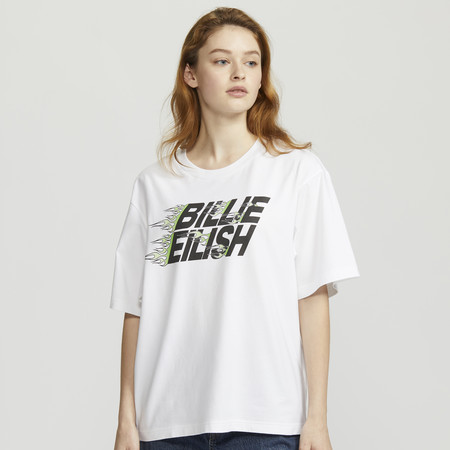 Billie Eilish X Murakami Uniqlo