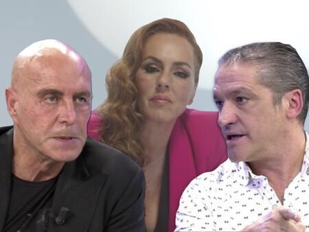 """Rocío Carrasco acusa a Gustavo González y a Kiko Matamoros de ser """"cómplices"""" de Antonio David: """"Qué personajes, son sus brazos ejecutores"""""""