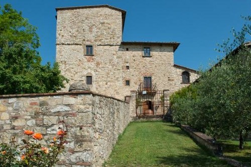 Si quieres vivir como genio ahora es posible porque está a la venta la villa Toscana de Miguel Ángel Buonarrotti
